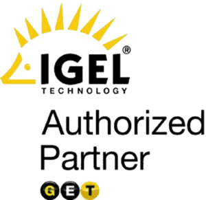 IGEL Authorized Partner - GET Logo